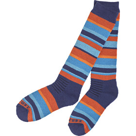 Isbjörn Snowfox Ski Socks Kids sunset